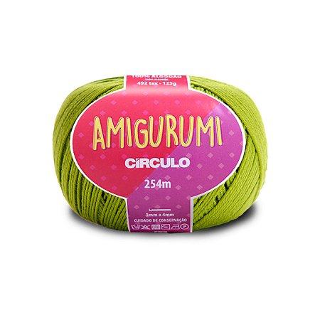 Fio Amigurumi 254m Cor 5800