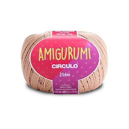 Fio Amigurumi 254m Cor 7650