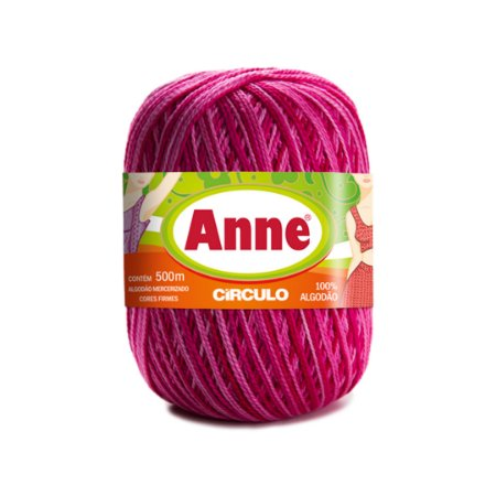 Linha Anne 500m Cor 9427