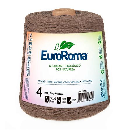 Barbante Euroroma Colorido 4 Fios 600g Cor 310