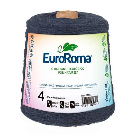 Barbante Euroroma Colorido 4 Fios 600g Cor 904