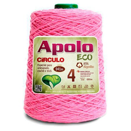 Barbante Apolo Eco 4 Fios 600g Cor 3182
