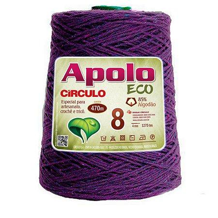 Barbante Apolo Eco 8 Fios 600g Cor 6498