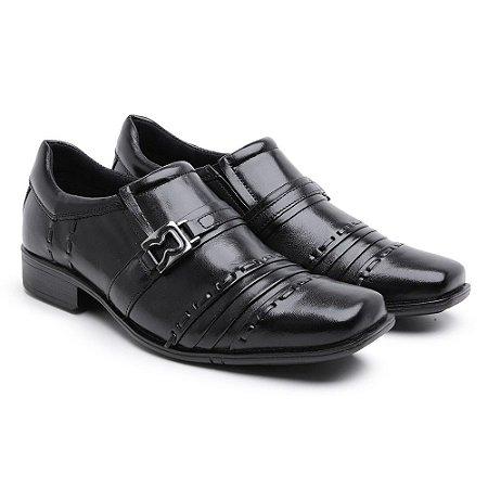 Sapato social nobre preto-trice