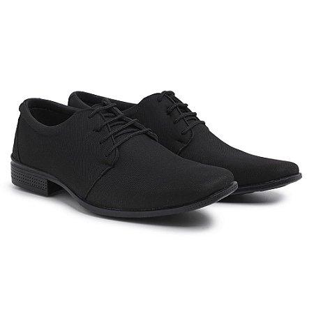 Sapato social Masculino com cadarço nobuck