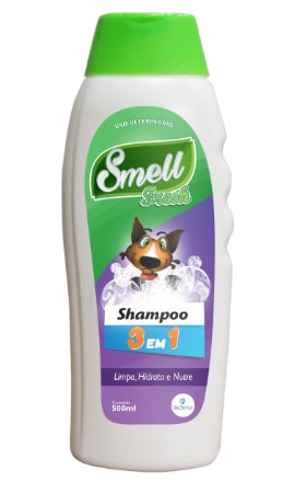 Shampoo Smell Fresh 3 em 1 500ml