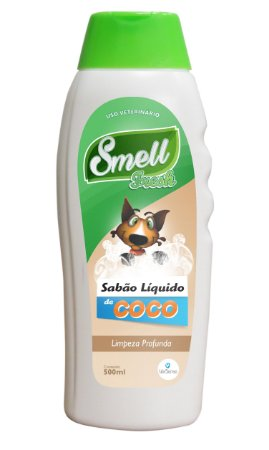 Sabão Liquido de Coco Smell Fresh 500ml