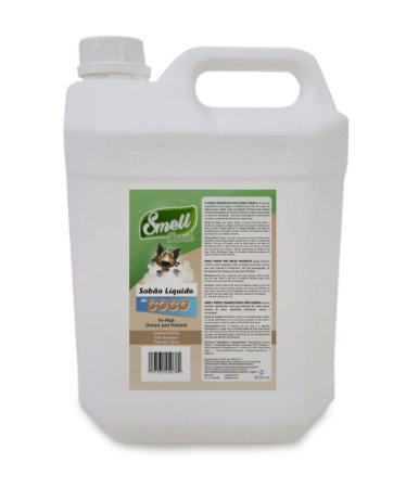 Sabão Liquido de Coco Smell Fresh 5l