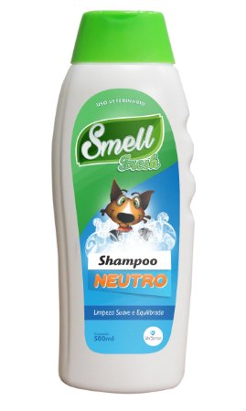 Shampoo Smell Fresh Neutro 500ml