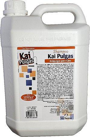 Shampoo Kaipulgas 5l