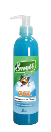 Gel Limpeza a Seco Smell Fresh 300ml