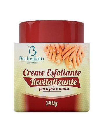 Creme Esfoliante Revitalizante - Bioinstinto Cosméticos