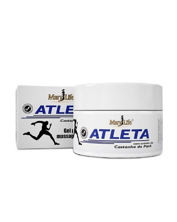 Gel Atleta 250g - Mary Life