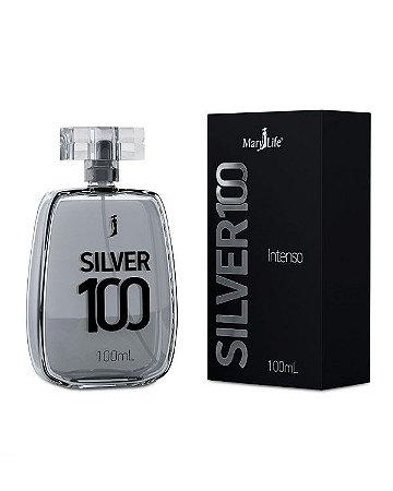 Silver100 Perfume Masculino 100ml - Mary Life