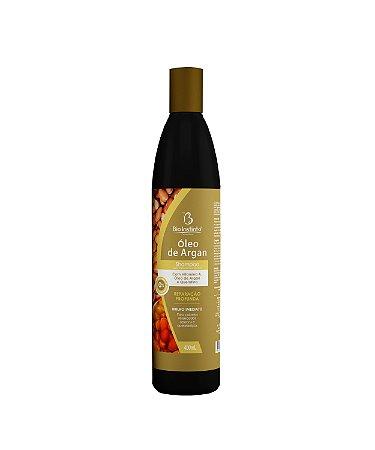 Shampoo Óleo de Argan 400ml - BioInstinto Cosméticos