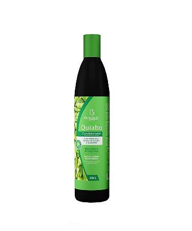 Condicionador Quiabo 400ml - BioInstinto Cosméticos