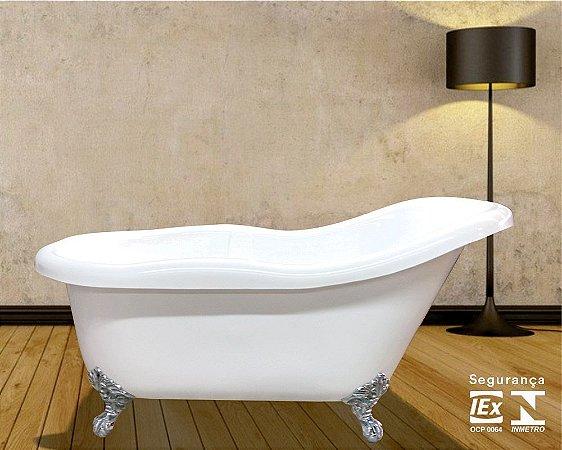 Banheira de Imersão Imperial Standard Super Luxo com Gel Coat