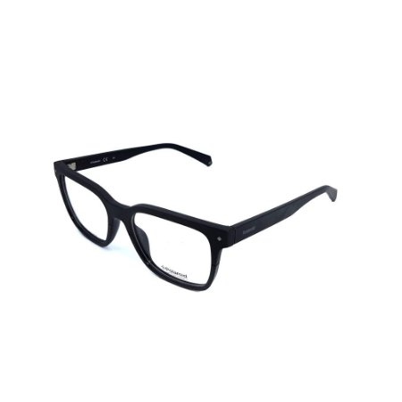 Óculos De Grau Polaroid Preto