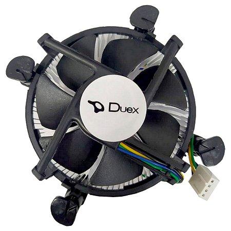 Cooler p/ Processador Duex Intel LGA 775/1150/1151/1155/1156