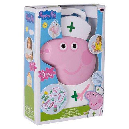 Maleta Peppa Pig Médica Multikids - BR1301