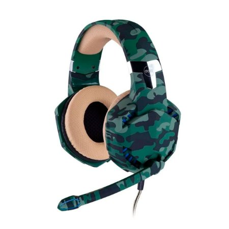 Headset Gamer Dazz P3 3.5MM Special Forces Ungle - 62000019