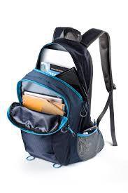 """Mochila sport para notebook de até 15.6"""" Azul bo402"""