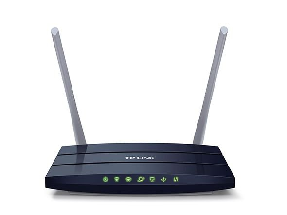 Roteador wireless tp-link dual band ac1200 archer c50