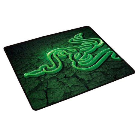 Mousepad Gamer Razer Goliathus Fissure, Control, Médio