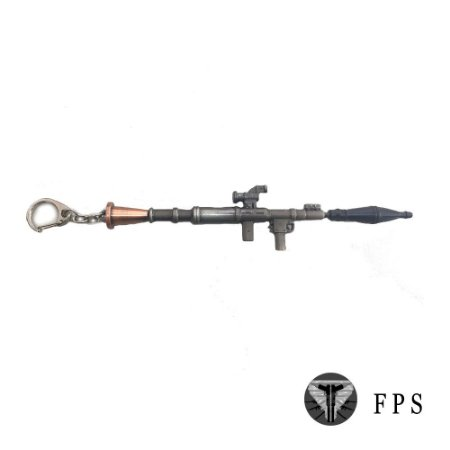 Chaveiro Gamer Fps Arma 02
