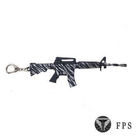 Chaveiro Gamer Fps Arma 04