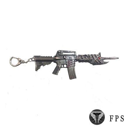 Chaveiro Gamer Fps Arma 05