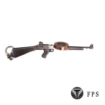 Chaveiro Gamer Fps Arma 03