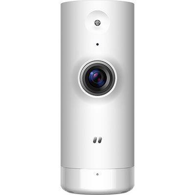 Câmera de Segurança IP D-link Wi-Fi HD 720p com Visão 120º graus DCS-8000LH