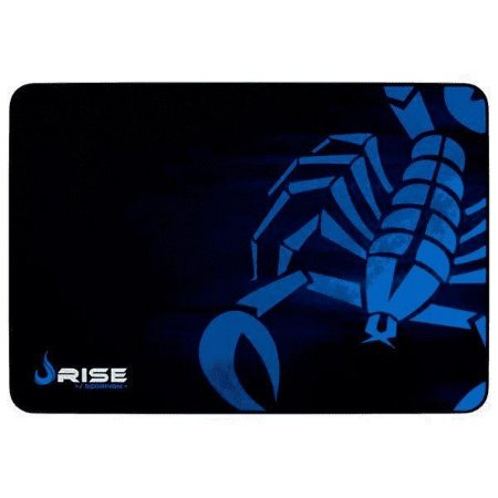 Mouse Pad Gamer Rise Mode Scorpion Grande Borda Costurada (420x290mm) - RG-MP-05-SK