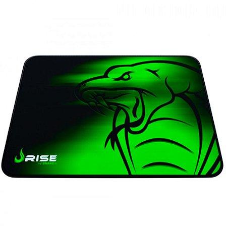 Mouse Pad Gamer Rise Mode Snake Medio Borda Costurada (290x210mm) - RG-MP-04-SE