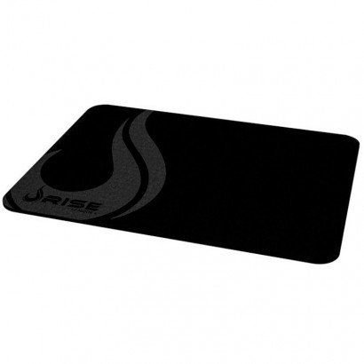 Mouse Pad Gamer Rise Mode Black Mode Medio Borda Costurada (290x210mm) - RG-MP-04-FBK
