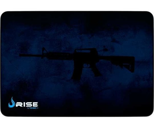 Mouse Pad Gamer Rise Mode M4A1 Grande Borda Costurada (420x290mm) - RG-MP-05-M4A