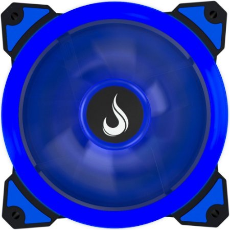 Cooler Fan Gamer Rise Mode Galaxy Fan Azul 120mm - RM-FN-01-BB