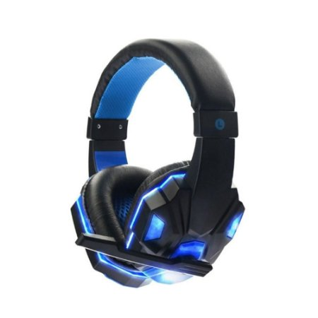 Headset Gamer Exbom Ps4 com led HF-G390P4