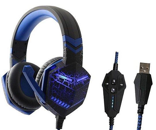 Headset Gamer 7.1 FR-511