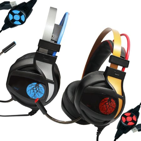 Headset Gamer Haiz M09 7.1 HZ-M09