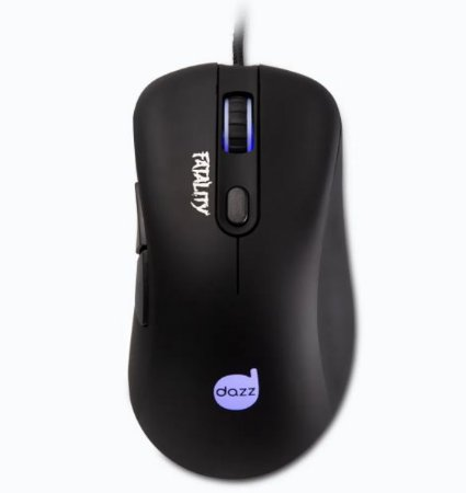 Mouse Gamer Dazz Fatality 3500dpi Usb