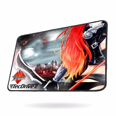 Mousepad Gamer tecdrive  Legend Of War 44x35 cm