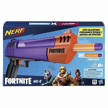 Lançador de Dardos Nerf Fortnite HC E E7515  - Hasbro