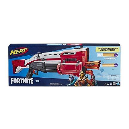 Lançador de Dardos Nerf Fortnite Reskin E7065 - Hasbro