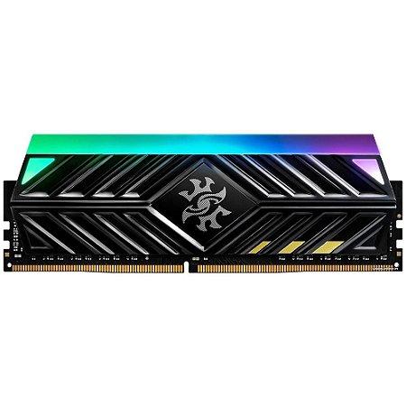 Memória XPG Spectrix D41RGB, 8GB 3000MHz DDR4 CL16 AX4U300038G16-SB41
