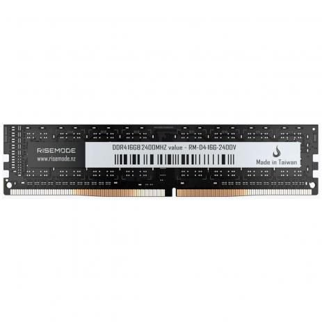 Memoria Gamer Rise Mode 16GB DDR4 2400Mhz RM-D4-16G-2400V