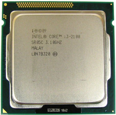Processador gamer Intel Core i3-2100 3.1GHz