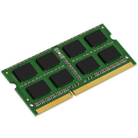 Memória Kingston Notebook 8GB 1600MHz DDR3L KCP3L16SD8-8