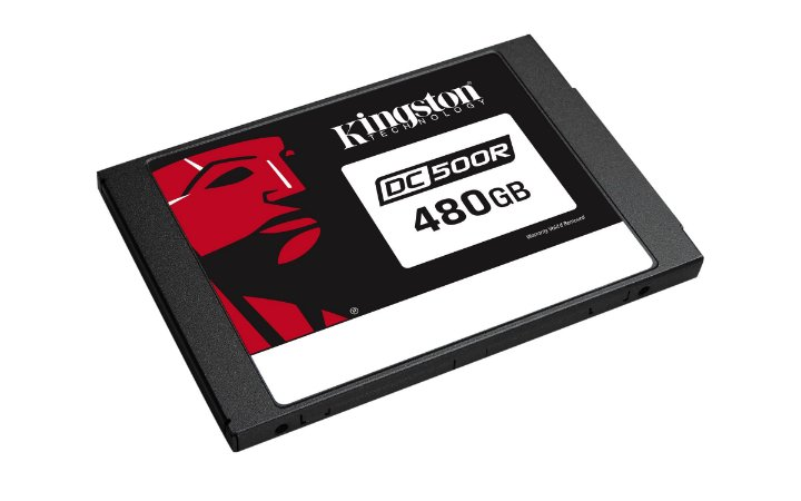 SSD Kingston 480GB DC500R 2.5IN SEDC500R-480G